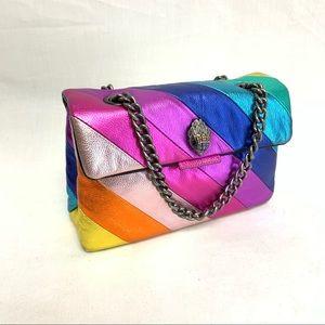 Kurt Geiger Rainbow Leather Bag